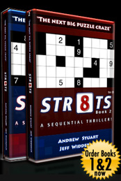 Str8ts Books 1 and 2
